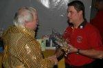 Vorsitzender Ralf Meise gratuliert im Namen des NCc
