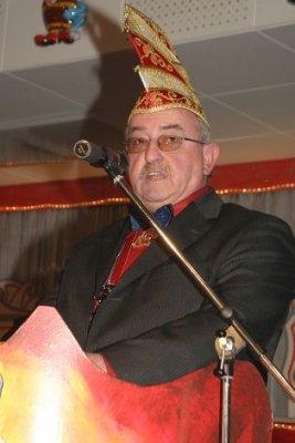 Grußworte und Gratulation zum Jubiläum von Bürgermeister Edgar Paul
