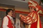 Den Sessionsorden 2006 an Rosel Noll, überreicht durch Prinz Lars I.
