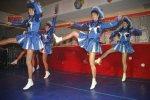 Gastgeschnek des NCC Blau-Weiß aus Niestetal - die Seniorengarde