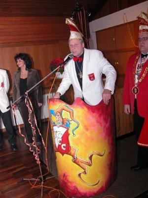 Präsident des CCC - Calden