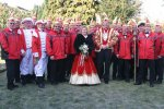 Gruppenbild: Elferrat und Prinzenpaar 2005