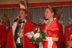 Kinderprinzenpaar Steffen I. und Michelle I.