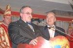Bürgermeister Edgar Paul und peter Pabst
