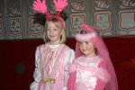 Kostüme beim Kinderkarneval 2005