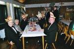 Die Abordnung der 1. Großen Karnevalsgesellschaft 1949 Lohfelden e.V.