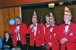 Mitglieder des NCC: v.l. Franz Pyszko, Werner Blumenstein, Uwe Blumenstein und Olaf Weber.