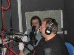 Rüdiger Ullrich und Klaus Missing beim Interview