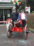 entführter Kanonier - Franz pyszko wurde von der Feuerwehr in Gewahrsam genommen - samt Kanone