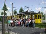 Straßenbahnfahrt 2002