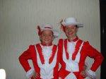 Tanz: Funkegarde 2002 - Danica Henkel und Doreen Missing