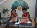 Tanz: Russisches Zwillingspaar - Astrid Bischoff und Sarah-Melina Ewig