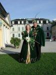 Das Prinzenpaar am Hofe - Schloß Wilhelmsthal in Calden