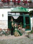 """Das """"Cafe Könnecke"""" in Niestes Dorfkern"""