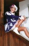 Tanz: Funkenmariechen Kathrin Werner 2001