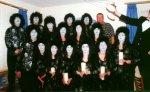"""Tanz: """"Die gemischte Showtanzgruppe des NCC"""" - Tanz der Vampire 2001"""
