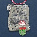 Orden 2002 Motiv: St.Anna Kirche in Nieste