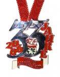 Orden 2006 Jubiläumsorden: 3 x 11 Jahre NCC
