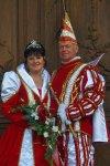 Das Prinzenpaar 2010/2011