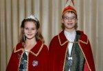 Nieste hat ein neues Kinderprinzenpaar - Prinz Nicolas I. (Trampedach) und Prinzessin Michelle II. (Schlitt)