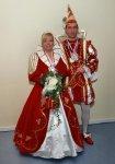 Empfang der Prinzenpaare und Ehrengäste am 24.01.2009 im Vereinsheim