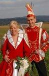 Prinz Karsten I. und prinzessin Ute II. vom Gläsnertal zu Niester Riesen