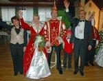 Prinzenpaar Proklamation am 11.11.2007