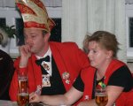 ...und noch nen ehemaliges Prinzenpaar Prinz Oliver II. und Prinzessin Michaela I. (Prinzenpaar 2004 und 2005)